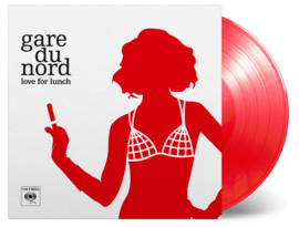 Gare Du Nord Love For Lunch 2LP - Red Vinyl-