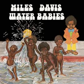 Miles Davis Water Babies LP