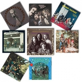 Creedence Clearwater Revival - Absolute Orginals 7 SACD Box.