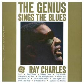Ray Charles The Genius Sings The Blues LP -Mono-