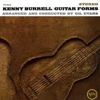 Kenny Burrell - Guitar Forms LP