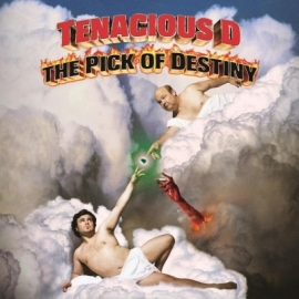 TENACIOUS D THE PICK OF DESTINY LP