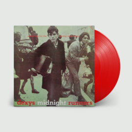 Dexy Midnight Runner Searching For The Young Soul Rebels LP - Red Vinyl-