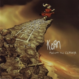 Korn - Follow The Leader 2LP