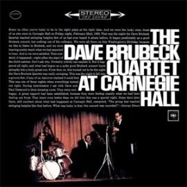 Dave Brubeck Quartet - At Carnegie Hall HQ 2LP
