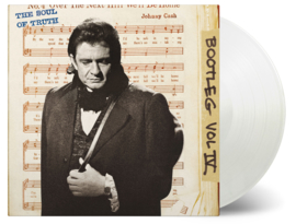 Johnny Cash Bootleg 4 3LP  - Coloured Vinyl-