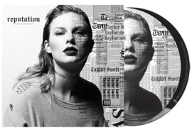 Taylor Swift Reputation 2LP - Picture Disc-