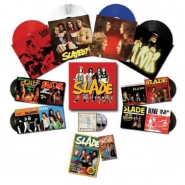 Slade When Slade Rocked The World 13LP