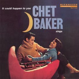 CHET BAKER Chet Baker Sings It Could Happen To You LP