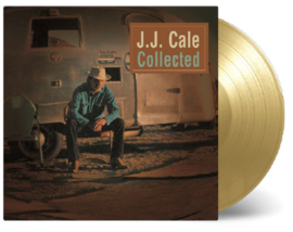 J.J. Cale Collected 3LP - Gold Vinyl-