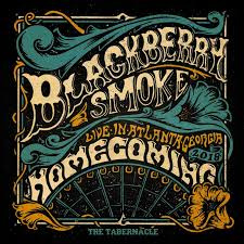 Blackberry Smoke Homecoming (live Atlanta) -live- 2LP