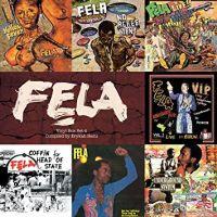 Fela Kuti Box Set 4 Curated By Erykah Badu 7LP
