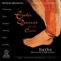 Exotic Dances From The Opera HQ LP