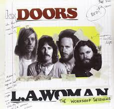 Doors La Woman The Workshops Sessions 2LP