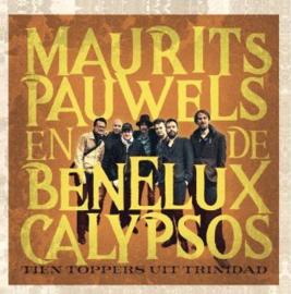Maurits Pauwels Tien Toppers Uit Trinidad – En De Benelux Calypsos LP -