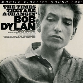 Bob Dylan - The Times They Are A Changin SACD