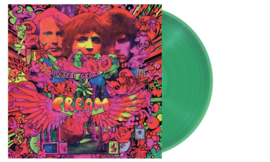 Cream Disraeli Gears 180g LP - Green Vinyl-