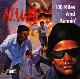 N.w.a. 100 Miles And Runnin LP