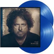 Steve Lukather I Found The Sun Again 2LP -Blue Transparent Vinyl-