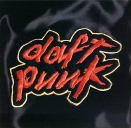 Daft Punk Homework 2LP