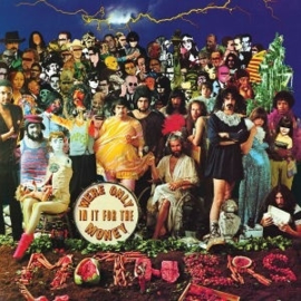 Frank Zappa Were Only In It For The Money LP