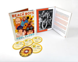 The Beach Boys Feels Flows  The Sunflower & Surf's Up Sessions 1969-1971 5CD