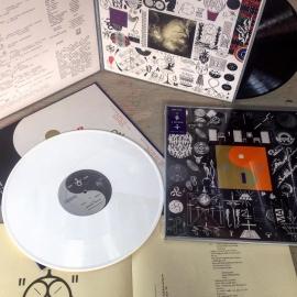 """Bon Iver 22, A Million LP + (limited + 12"""")"""