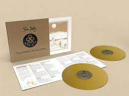 Tom Petty Finding Wildflowers (Alternate Versions) 2LP - Gold Vinyl-