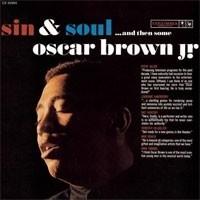 Oscar Brown Jr - Sin & Soul HQ LP