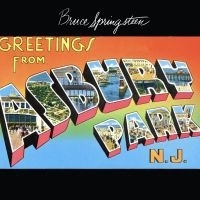 Bruce Springsteen - Greetings From Ashbury Park LP