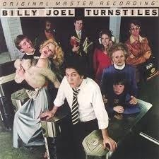 Billy Joel - Turnstiles HQ LP