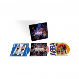Abba Super Trouper 3 x 7' - Coloured Vinyl-