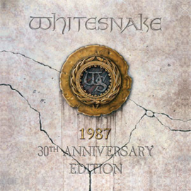 Whitesnake 1987 LP - Anniversary Edition-
