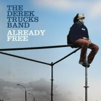 Derek Trucks Band - Already Free 2LP - Blue White Vinyl-
