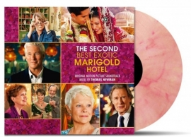 ORIGINAL SOUNDTRACK THE SECOND BEST EXOTIC MARIGOLD HOTEL (THOMAS NEWMAN) LP