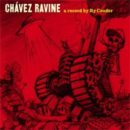 Ry Cooder Chavez Ravine LP
