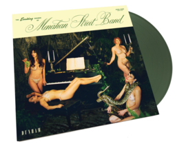 Menahan Street Band The Exciting Sounds Of Menahan Street Band LP - Green Vinyl-