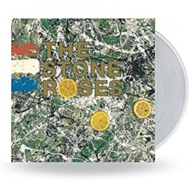 Stone Roses Stone Roses LP - Clear Vinyl-