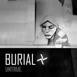 Burial Untrue LP