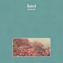 Beirut - No No No LP -Blue Vinyl -