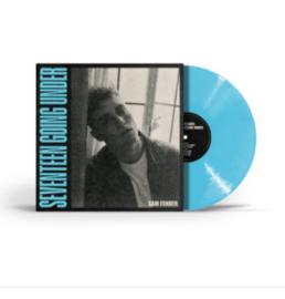 Sam Fender Seventeen Going Under LP - Baby Blue Vinyl-