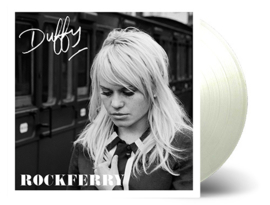 Duffy Rockferry LP - White Vinyl-