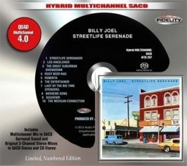 Billy Joel - Streelife Serenade SACD