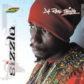 Sizzla Da Real Thing LP