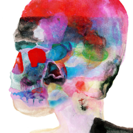 Spoon Hot Thoughts LP - Red Vinyl-