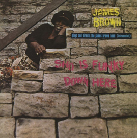 BROWN, JAMES -BAND- SHO IS FUNKY DOWN..LP