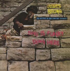 James Brown Sho Is Funky Down Here LP