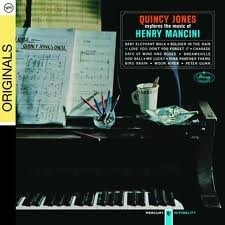 Quincy Jones - Explores The Music Of Henry Mancini LP