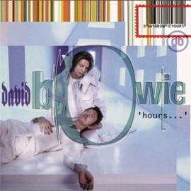 David Bowie Hours 180g LP (Translucent Red & Orange Swirl Vinyl)