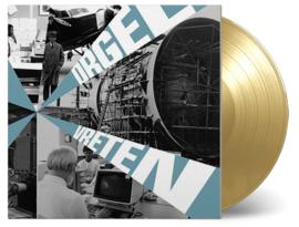 Orgel Vreten Man & Zijn Machine LP - Gold Vinyl-